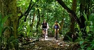 Jungle Biking at Anse Chastanet Resort's Bike St Lucia