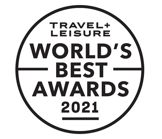 Travel + Leisure World's Best