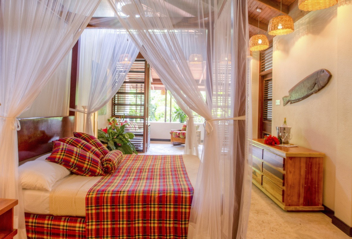Beach Deluxe Room Anse Chastanet
