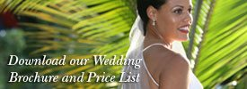 Anse Chastanet St Lucia Weddings